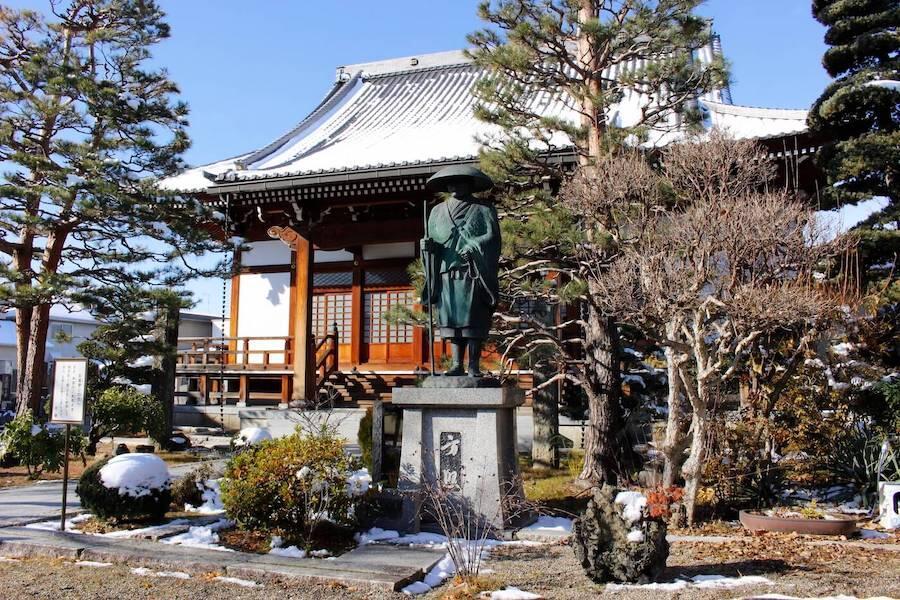 常福寺墓地(じょうふくじぼち)