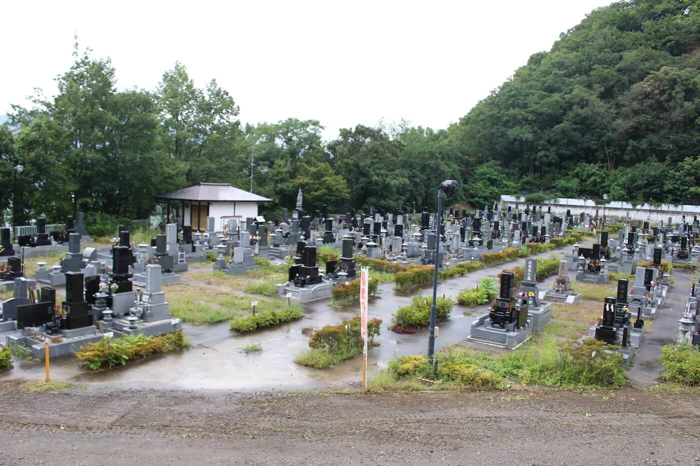 有明霊園(ありあけれいえん)
