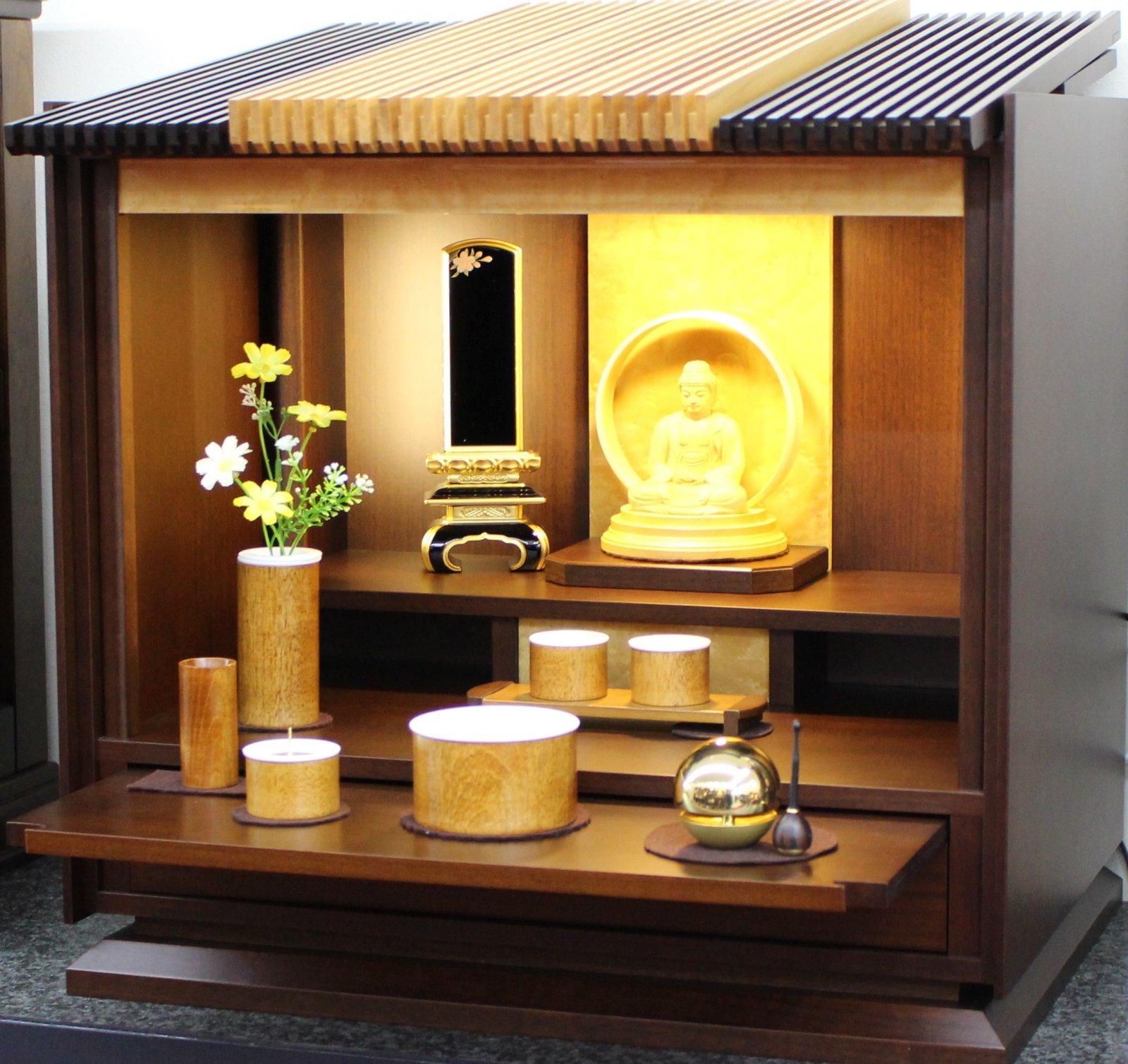 小さくておしゃれなお仏壇