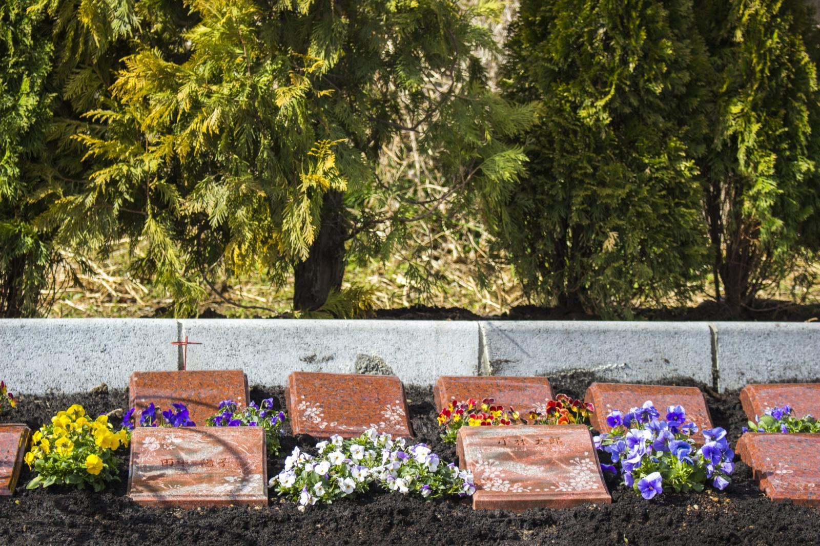上田市の樹木墓エンゼルパーク